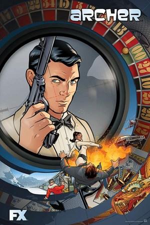 Archer SEASON 10